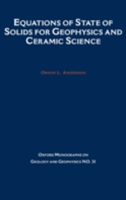 (ebook) Equations of State for Solids in Geophysics and Ceramic Science