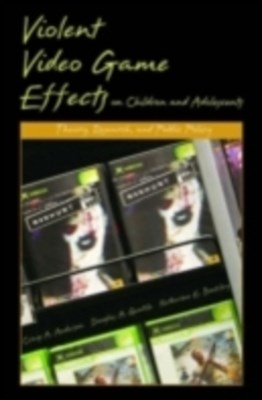 (ebook) Violent Video Game Effects on Children and Adolescents