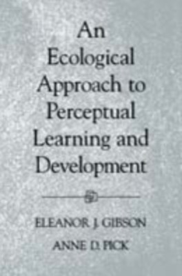 (ebook) Ecological Approach to Perceptual Learning and Development