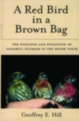 Red Bird in a Brown Bag: The Function and Evolution of Colorful Plumage in the House Finch