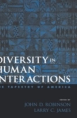 Diversity in Human Interactions: The Tapestry of America