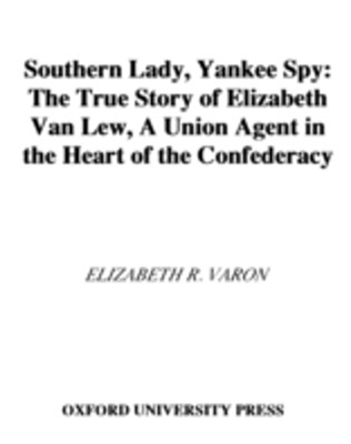 (ebook) Southern Lady, Yankee Spy