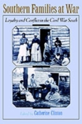 (ebook) Southern Families at War