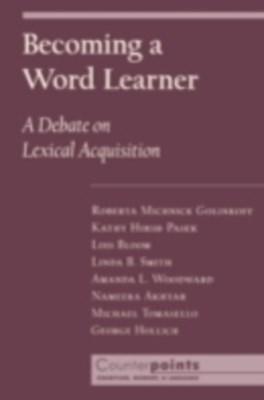 (ebook) Becoming a Word Learner