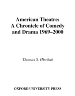 (ebook) American Theatre