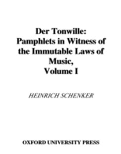 (ebook) Der Tonwille - Entertainment Music General
