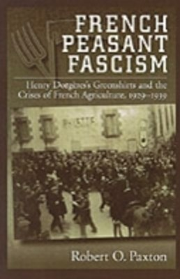 (ebook) French Peasant Fascism