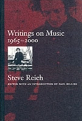 Writings on Music, 1965-2000