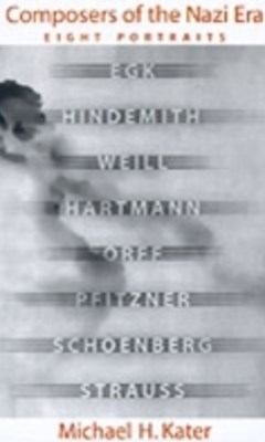 (ebook) Composers of the Nazi Era