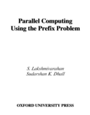 Parallel Computing Using the Prefix Problem