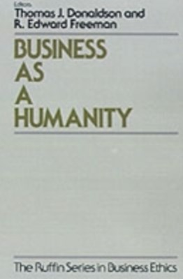 (ebook) Business As a Humanity