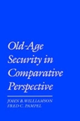 Old-Age Security in Comparative Perspective