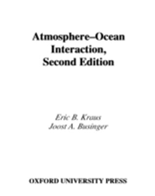 Atmosphere-Ocean Interaction