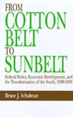 (ebook) From Cotton Belt to Sunbelt