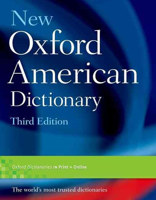 New Oxford American Dictionary