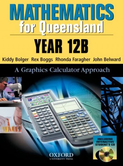 Mathematics for Queensland Year 12 B