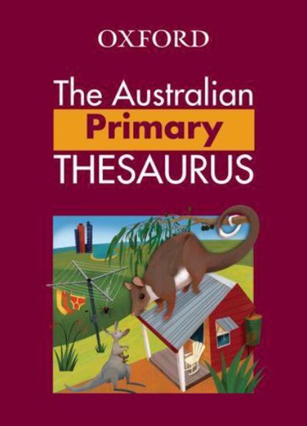 Australian Primary Oxford Thesaurus