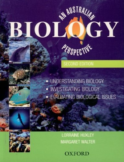Biology An Australian Perspective Student Book + CD