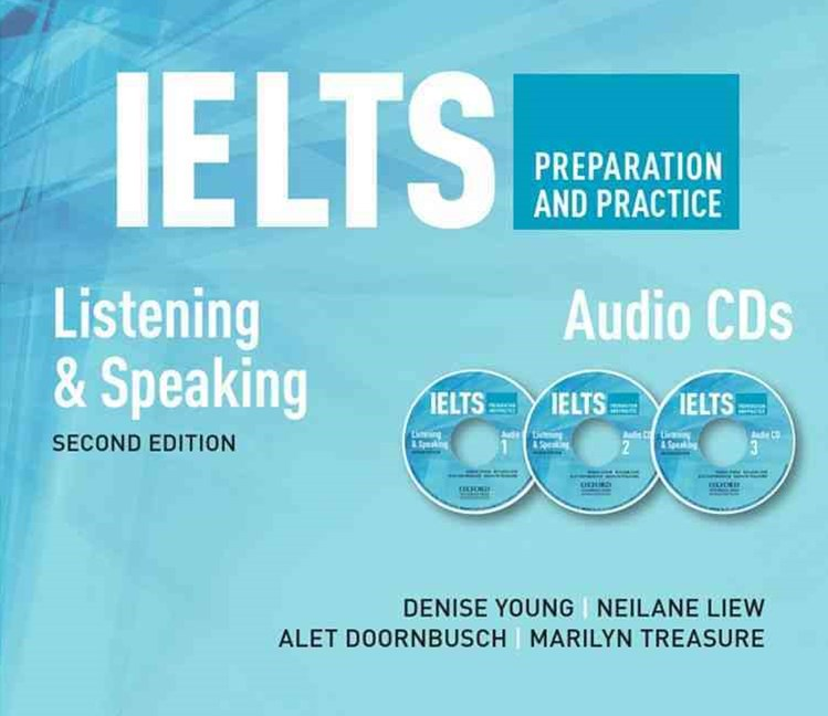 IELTS Preparation and Practice: Speaking and Listening Audio CD
