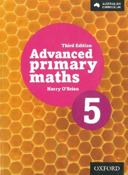 Advanced Primary Maths 5 Australian Curriculum Edition
