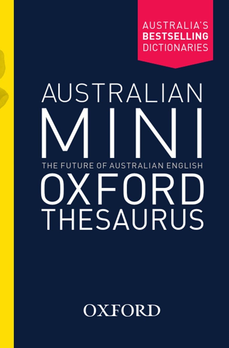 Australian Oxford Mini Thesaurus