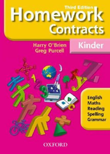 Homework Contracts Kinder NSW