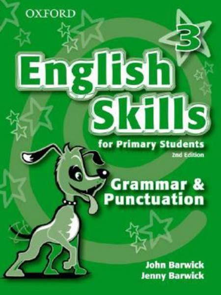 English Skills for Primary Students: Grammar and Punctuation 3