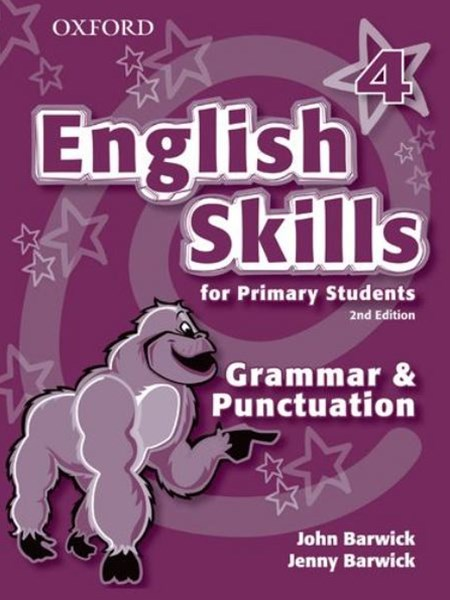 English Skills for Primary Students: Grammar and Punctuation 4