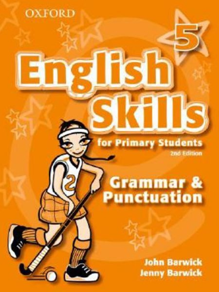 English Skills for Primary Students: Grammar and Punctuation 5
