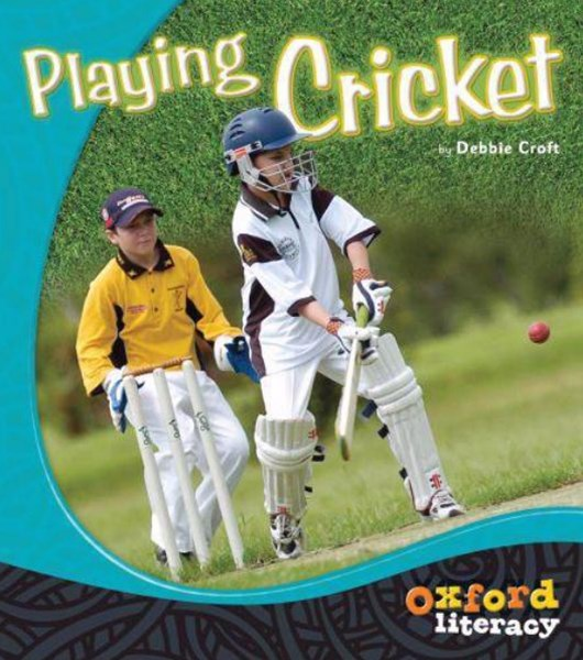 Oxford Literacy Playing Cricket