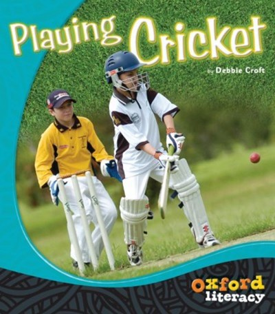 Oxford Literacy Playing Cricket Pack of 6