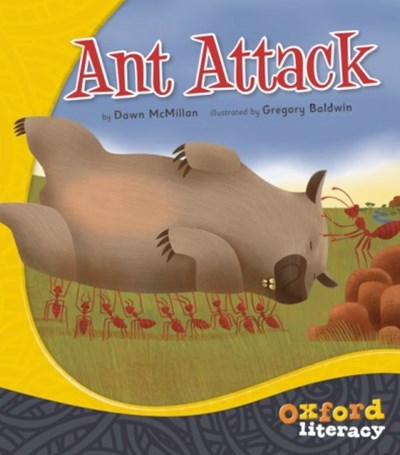 Ant Attack, Level 15