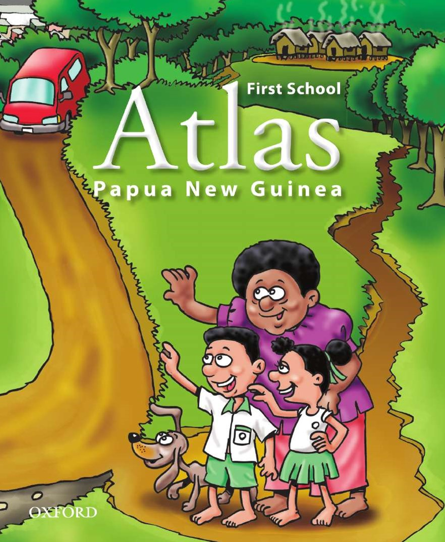 Papua New Guinea First School Atlas