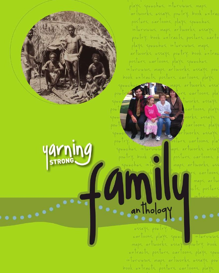 Yarning Strong Family Anthology