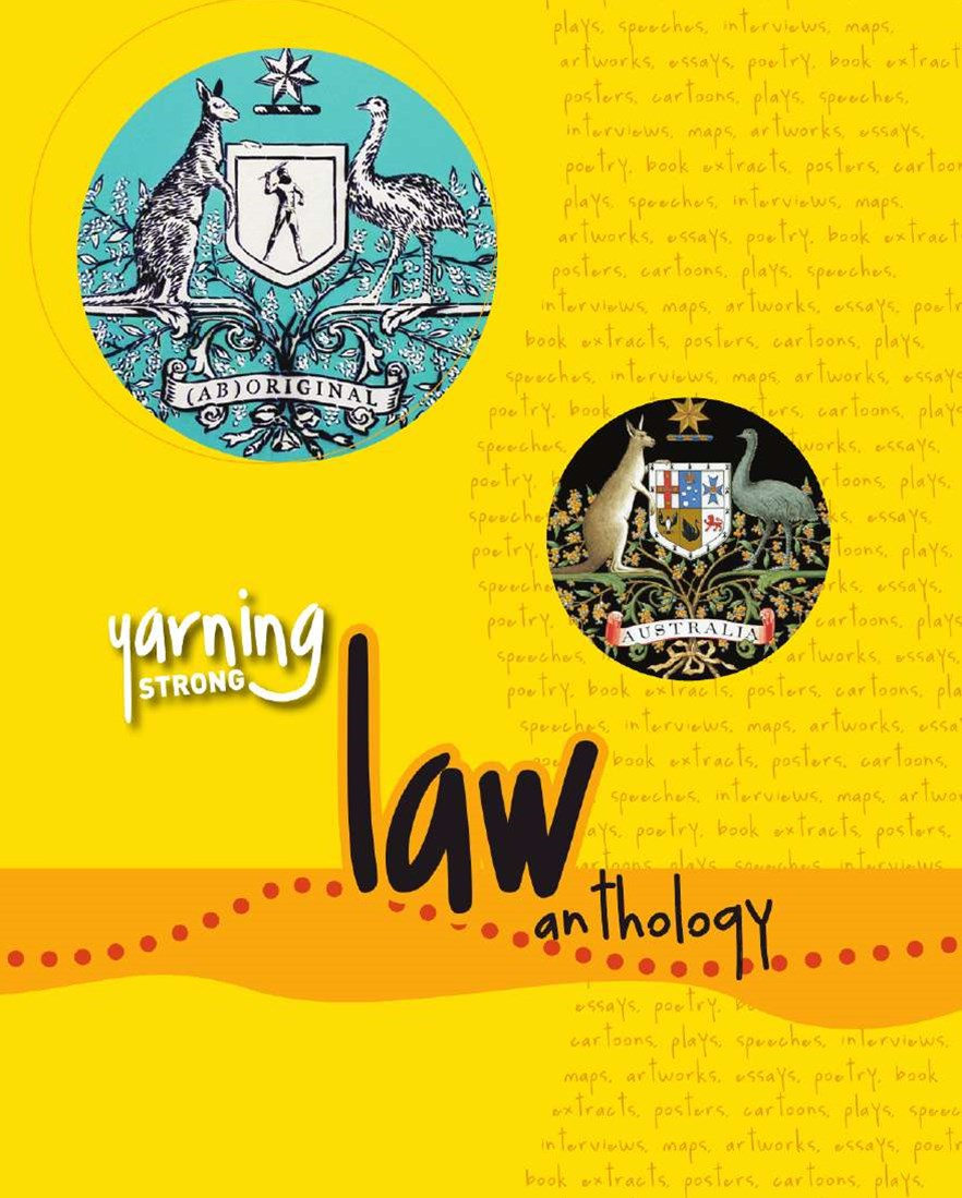 Yarning Strong Law Anthology