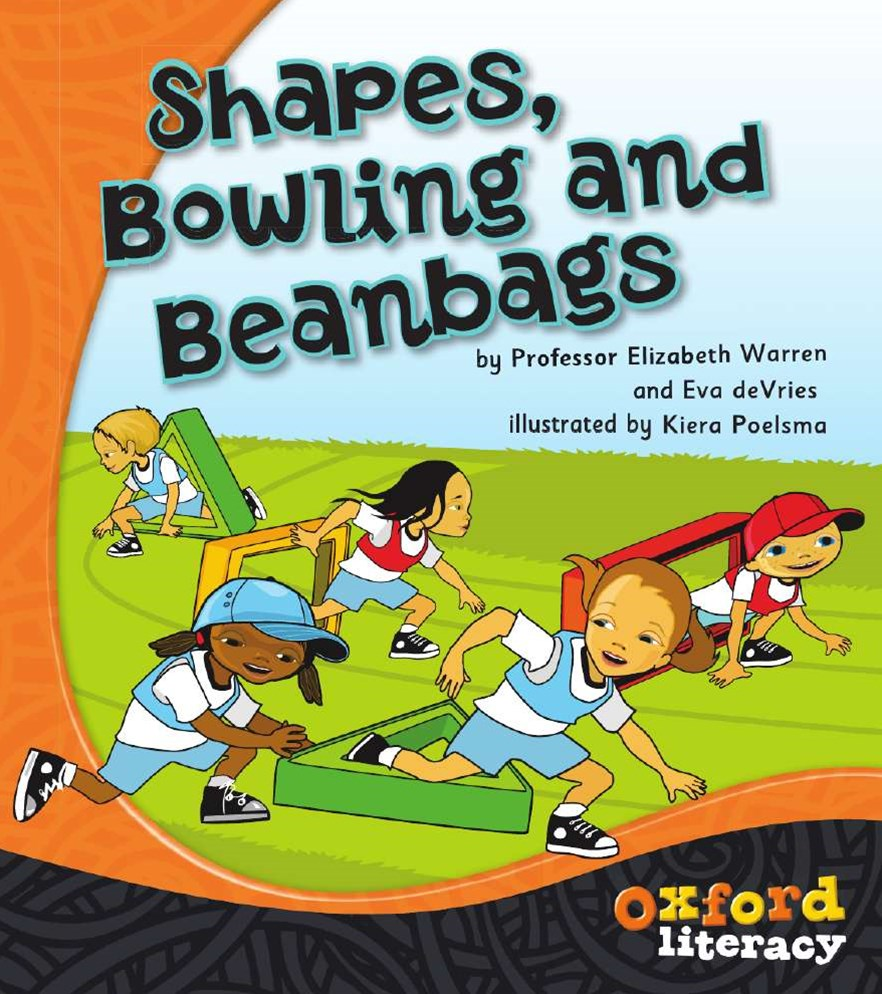 Shapes, Bowling and Beanbags Level 22