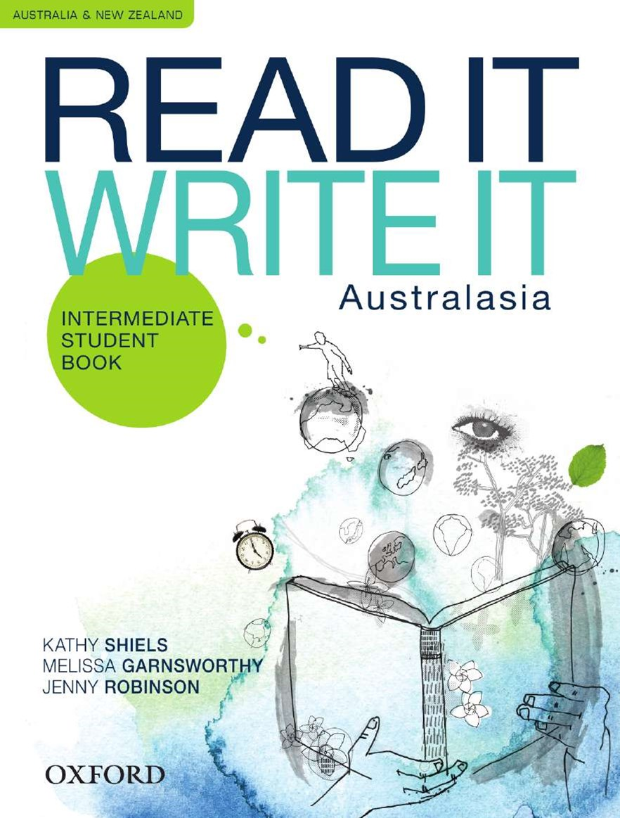 Read It Write It Australasia Student Book with CD