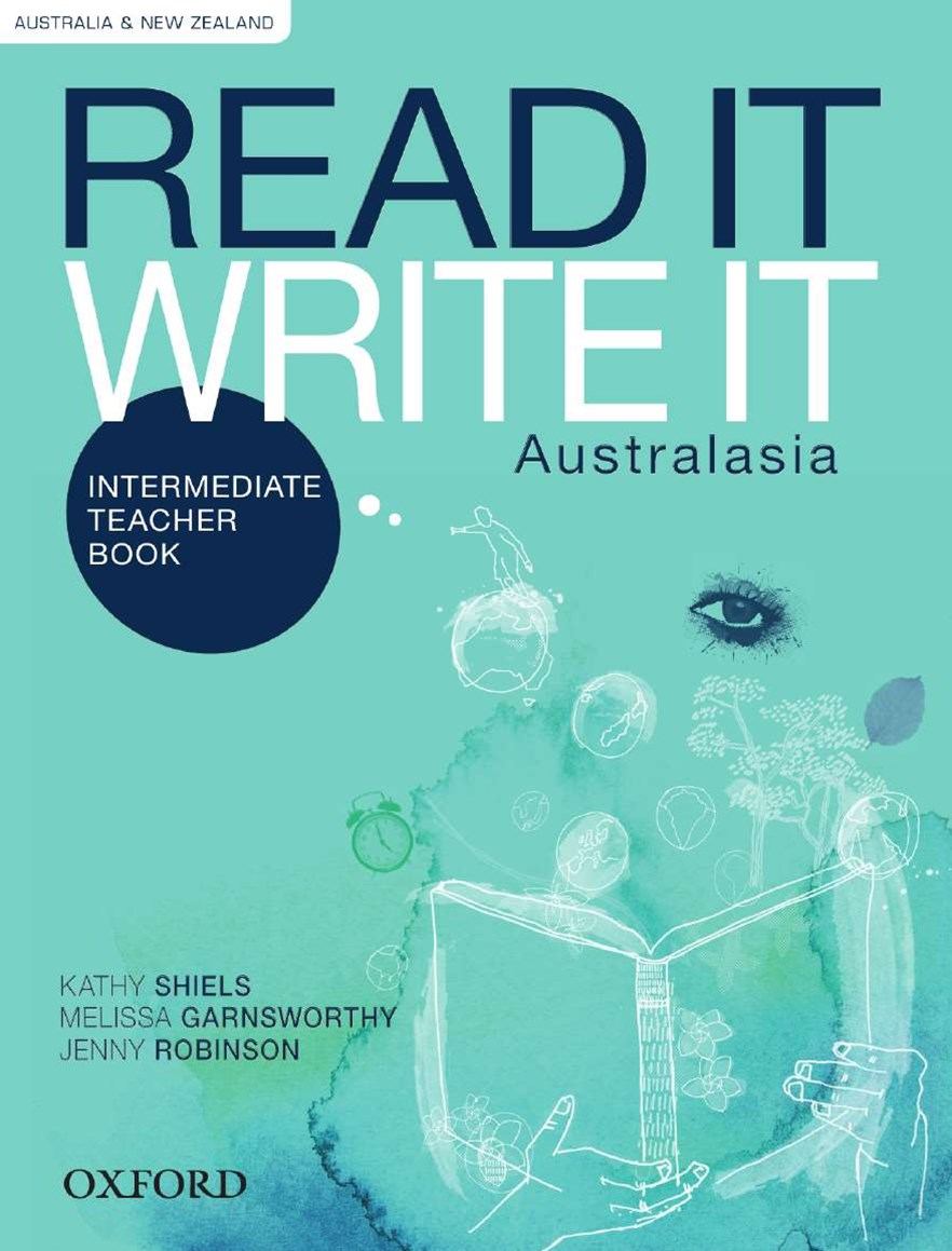 Read It Write It Intermediate Australasia Teacher Book