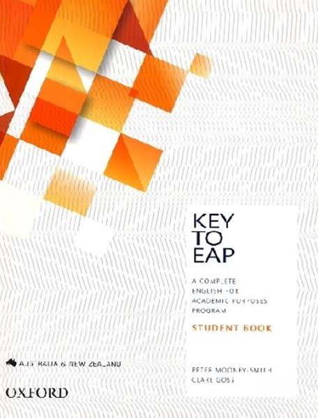 Key to EAP Student Book: A Complete English for Academic Purposes Program