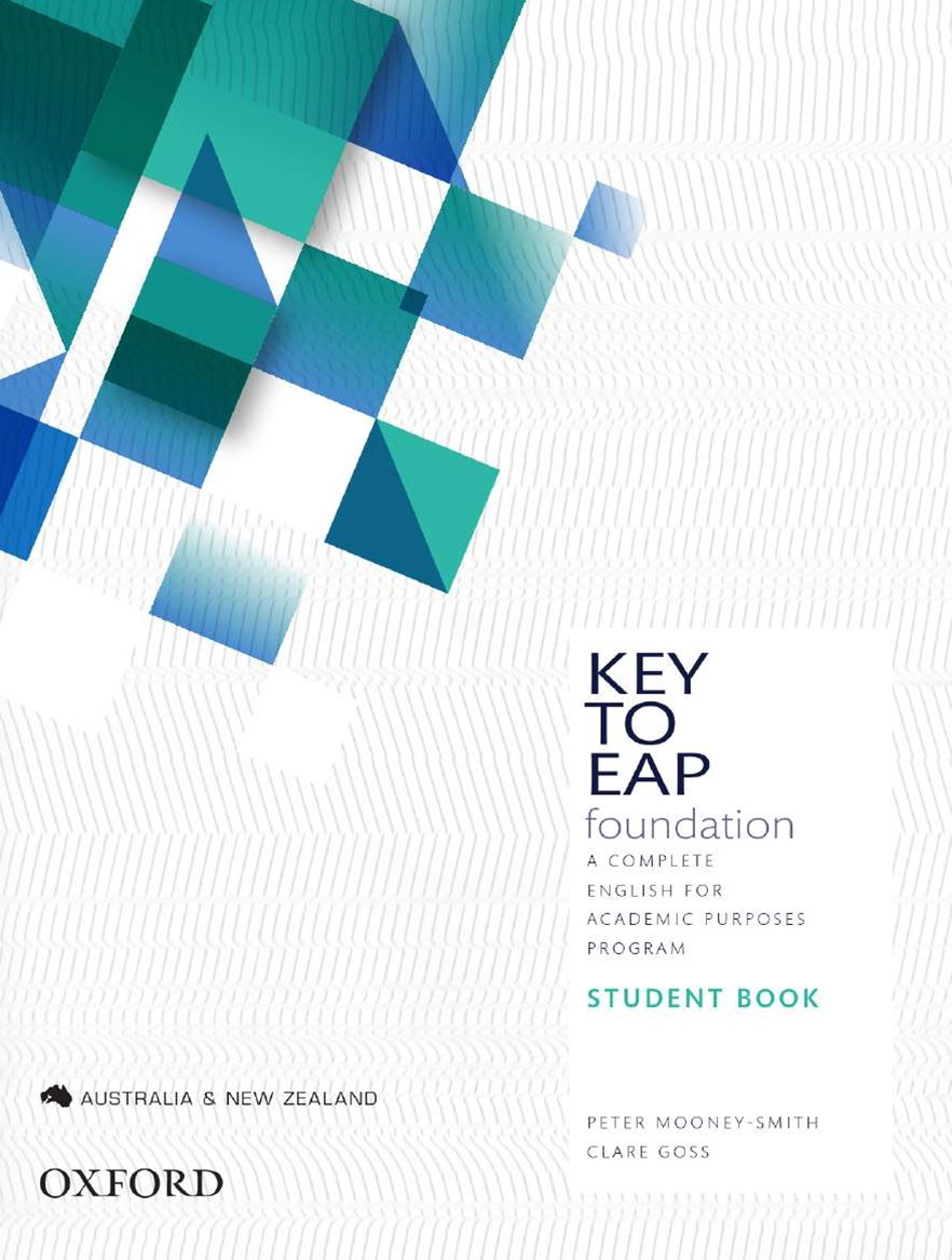 Key to EAP Student Book Foundation Level