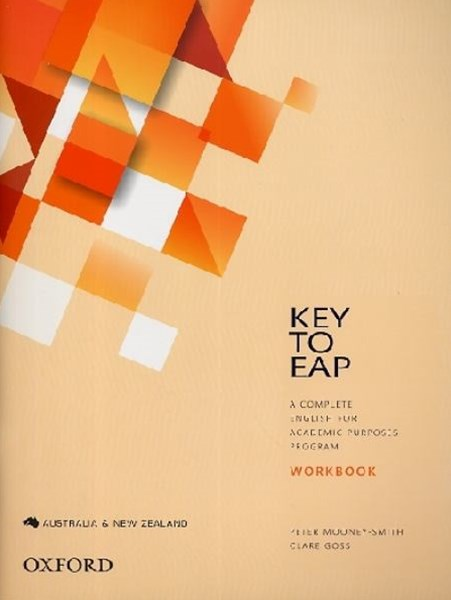 Key to EAP Student Workbook: A Complete English for Academic Purposes Program
