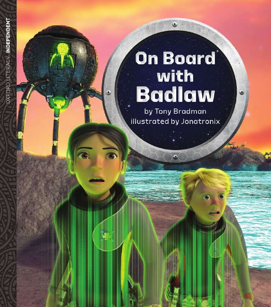 Oxford Literacy On Board with Badlaw