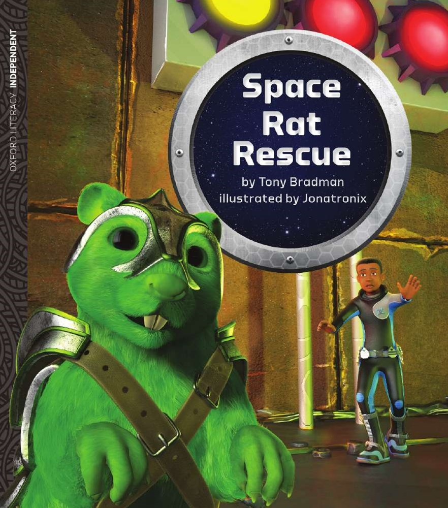 Oxford Literacy Space Rat Rescue