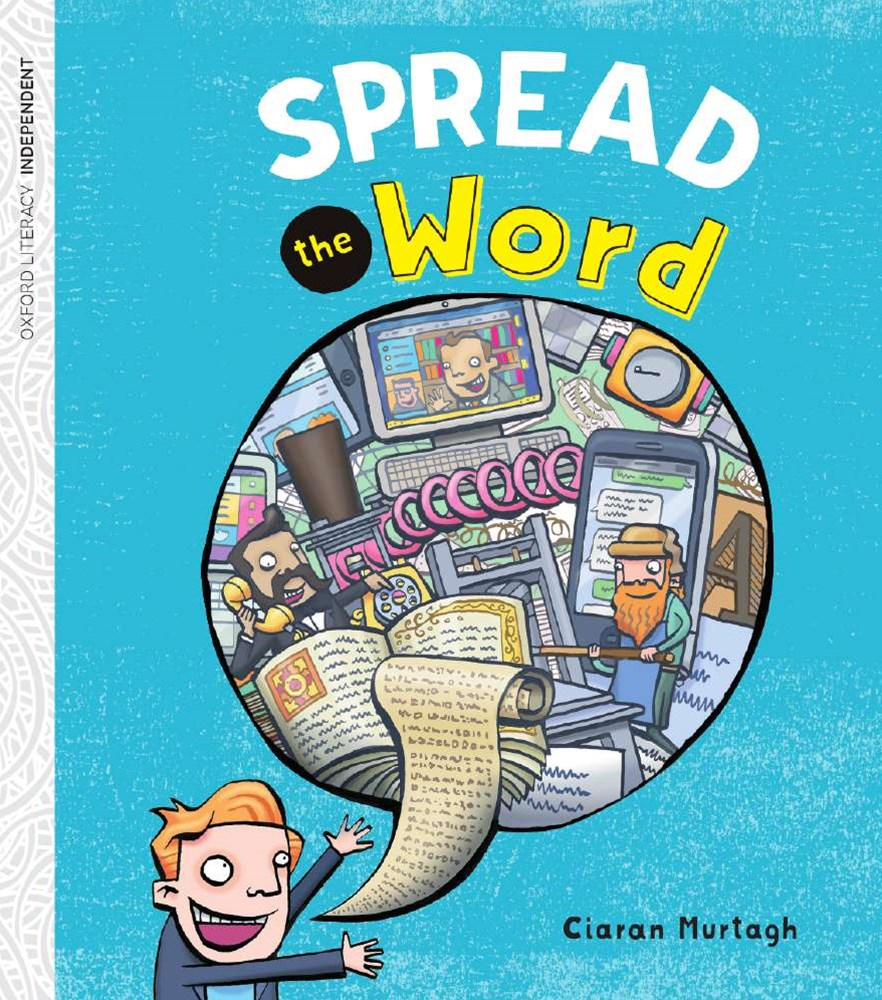 Oxford Literacy Spread the Word