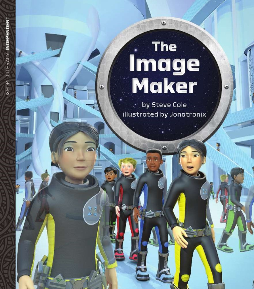 Oxford Literacy The Image-maker