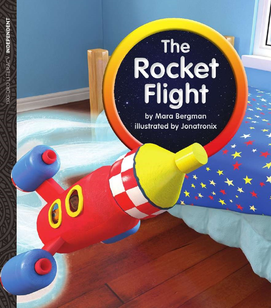 Oxford Literacy Rocket Flight