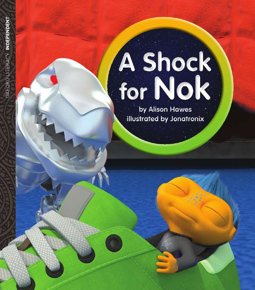 Oxford Literacy A Shock for Nok