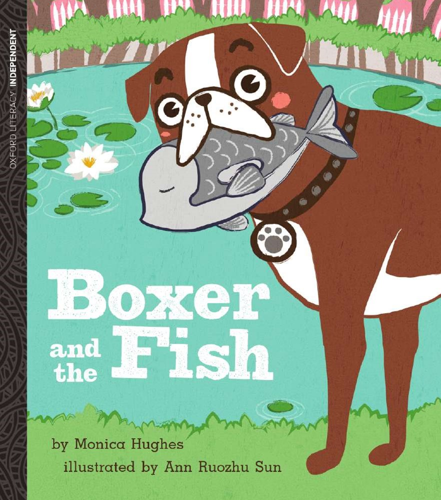 Oxford Literacy Boxer and the Fish