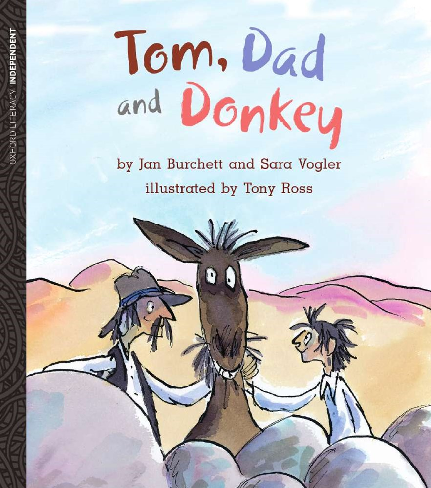 Oxford Literacy Tom, Dad and Donkey
