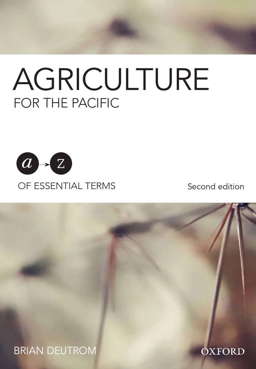 Agriculture for the Pacific A-Z Essential Terms